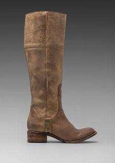 Freebird By Steven Wrangler Boot in Beige in Brown (Grey) - Lyst