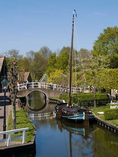 Traditional Dutch Boats - Zuiderzee-Museum