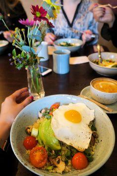 Brunch, Breakfast Bowls, Dinner, Ethnic Recipes, Food, Food Food, Dining, Food Dinners, Essen