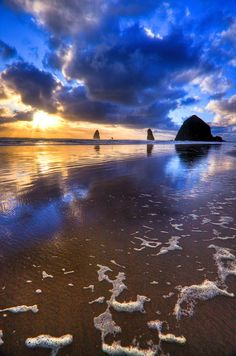 Fantasy - Cannon Beach, Oregon