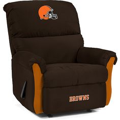 Imperial Cleveland Browns MVP Recliner