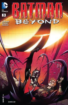 Batman Beyond (2015) Issue #3