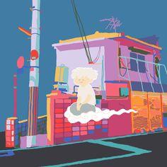 Illustrator Spotlight: Guugorou - BOOOOOOOM! - CREATE * INSPIRE * COMMUNITY * ART * DESIGN * MUSIC * FILM * PHOTO * PROJECTS