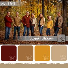 Too much fall colors. Don't blend in with the leaves Too much fall colors. Don't blend in with the leaves More from my site Science Experiments for Kids: Why do Leaves Change Color? Fall Family Picture Outfits, Family Portrait Outfits, Family Pictures What To Wear, Family Picture Colors, Summer Family Pictures, Fall Family Portraits, Large Family Photos, Family Picture Poses, Fall Family Photos