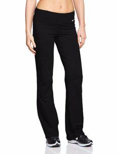 Nike Lady Dri-Fit Regular Fit Legend 2.0 Workout Pants - X Small - Black Nike,http://www.amazon.com/dp/B00ABHT5SA/ref=cm_sw_r_pi_dp_dcBqtb14YRMW51DW