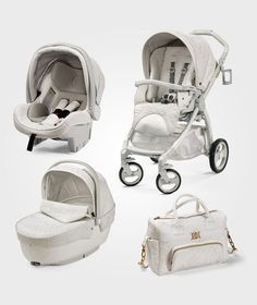 Young Versace Young Versace Stroller White