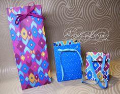 Angela Lorenz: Gift Bag Punch Board, Bohemian DSP, Stampin Up, Annual Catalog 2015/2016