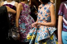 Spring Summer 2014 Ready-to-Wear: Mary Katrantzou  Mary Katrantzou shows us that her creativity meets no boundaries, and this collection stands as proof of her printastic spirit.