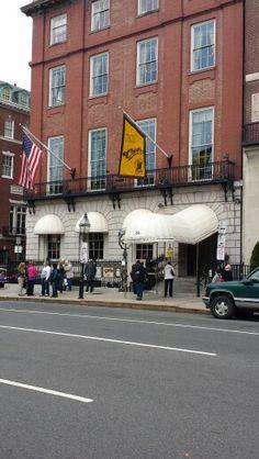 Cheers bar in Boston MA