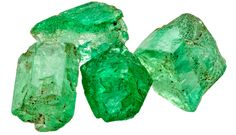 Emeralds are fascinating gemstones. Perfect for your engagement ring.