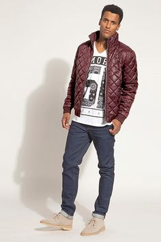 Shop je casual outfit online op http://www.miinto.nl/guide-m