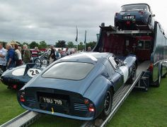 TSU 719 , was David Murray's design to get Ecurie Ecosse back to Le Mans winning ways