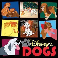 disney cartoon dogs