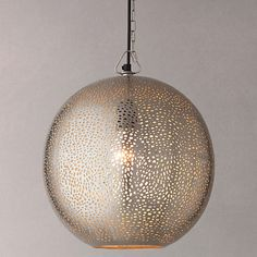 Buy John Lewis Lyra Etched Metal Ceiling Light from our Ceiling Lighting range at John Lewis. Free Delivery on orders over Lounge Ceiling Lights, Lounge Lighting, Hall Lighting, Living Room Lighting, Bedroom Lighting, Room Lights, Ceiling Lighting, Wall Lights, John Lewis