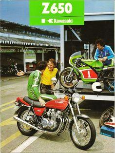 Kawasaki Z650 (1977)