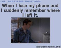 Thats Me | Lol, that's me!