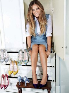 Posts related to Sarah Jessica Parker 2015 Shoes 6