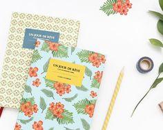 Iconic Classic Notebook / Aloha