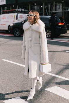 Street Style New York 2018 by Vogue Spain