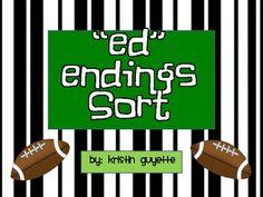 Ed Ending Sort