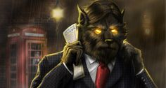 Society of Illustrators Members Show   Black Wolf Studio David Reuss   Pulse   LinkedIn