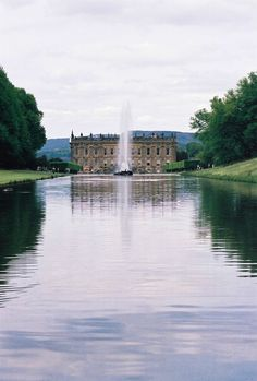 Chatsworth,Derbyshire,UK