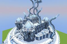 Cool Ice Castle