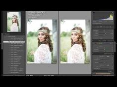 Photography Tips: How to Achieve Bright and Creamy Effect on Your Photos - YouTube