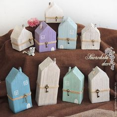Купить Интерьерные домики  Уютная Деревушка - домик, домики, уютный дом, уютный интерьер