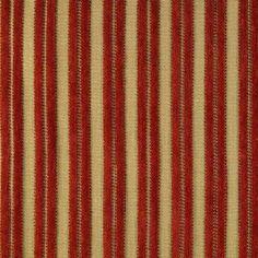 Duralee Fabrics presents B. Berger pattern, Marlow Raj Red 1178-39