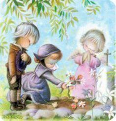 AÑO DE LA MISERICORDIA: 7. Rezar a Dios por los vivos y por los difuntos