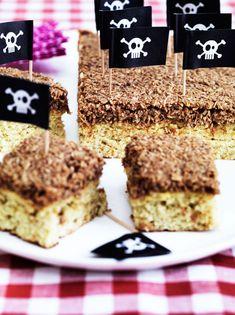 LCHF drømmekage - uden gluten og uden sukker
