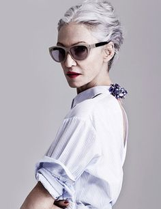"thuydnpham: "" Linda Rodin's fearless style """