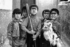1980's seoul, south korea / by korean photographer, Kim ki-chan(1938~2005)