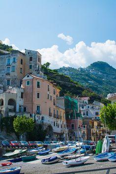 Amazing Places Minori - Italy (von messycupcakes)
