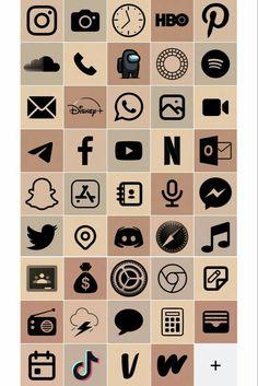 Iphone Wallpaper Ios, Iphone Wallpaper Tumblr Aesthetic, Ios Wallpapers, Iphone App Layout, Iphone App Design, Telefon Hacks, Handy App, Icones Do Iphone, Hight Light