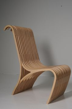 Our award winning Motion Chair is a work of art.    #Modernfurniture #Sustainablefurniture #Chair