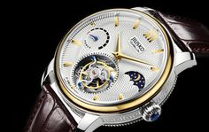 As a professional designer and classical watch brand, Jiusko will combines professional watch making technique and fashionable consumer trends in order to produce a thinking designer quality of Jiusko Watch. Jiusko gathers professional and interna. Tourbillon Watch, Popular Mens Fashion, Watch Brands, Modern Design, The Incredibles, Touch, Trends, Watches, Cool Stuff