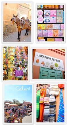 Marrakesh Travel Diary..Excellent Information on Shopping and Sights