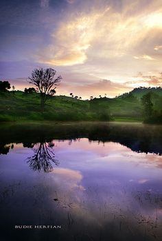 Lake of (Situ) Patenggang ~ West Java