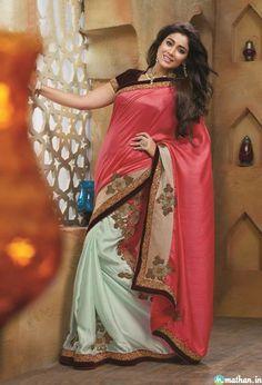 Shriya saran Fashion Saree Collection - shriya-saran-Saree-12 Shriya saran Fashion Saree Collection