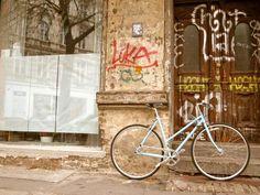 Cooper bikes -flat bar on the Aintree