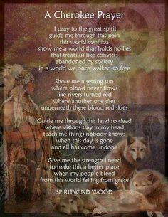 An American Indian Prayer Native American Poems, American Indian Names, Native American Spirituality, Native American Cherokee, American Indian Tattoos, Native American History, American Indians, American Art, Cherokee Nation