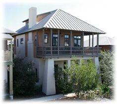 House on Rosemary Beach @Ann Snarr