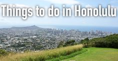 11 of the Best Things to do in Honolulu (#9 is the real reason I visit Hawaii) - http://migrationology.com/2014/03/11-things-to-do-in-honolulu/