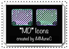 Custom Modern Developing Catalog Icons created by iMMuneC @ IMVU. Get yours @ (http://lnk.al/1Nb)