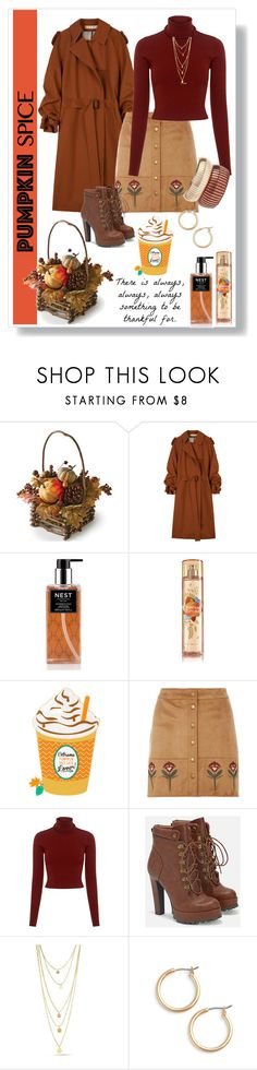 """Pumpkin Spice Contest"" by freida-adams ❤ liked on Polyvore featuring Home Decorators Collection, Marni, Nest Fragrances, Dorothy Perkins, A.L.C., JustFab, Nordstrom, Rosantica, Fall and polyvoreeditorial"