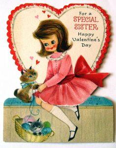 1069 Best Vintage Valentine S Day Cards Images Valentine Cards