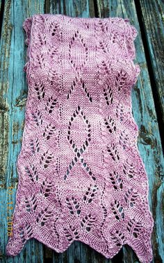 Breast Cancer Knitting Patterns : The