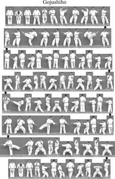 Matsumura no Bassai Kyokushin Karate, Kenpo Karate, Kata Karate Shotokan, Judo, Jiu Jitsu, Bruce Lee, Karate Boy, Martial Arts Techniques, Martial Arts Workout